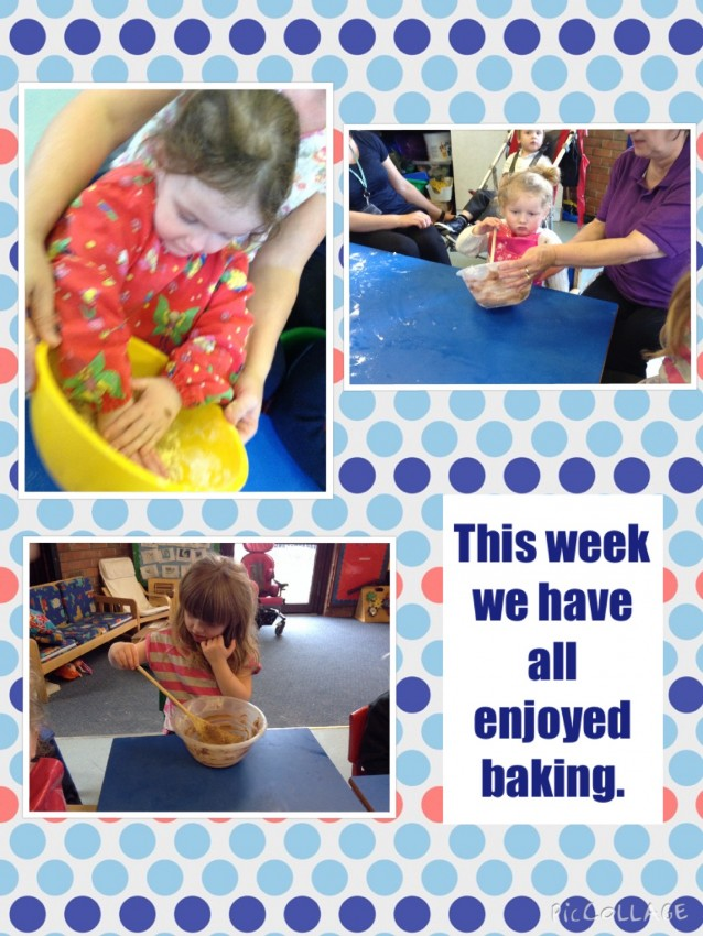 Cake Making Classes Lancashire : Baking Woodlands School